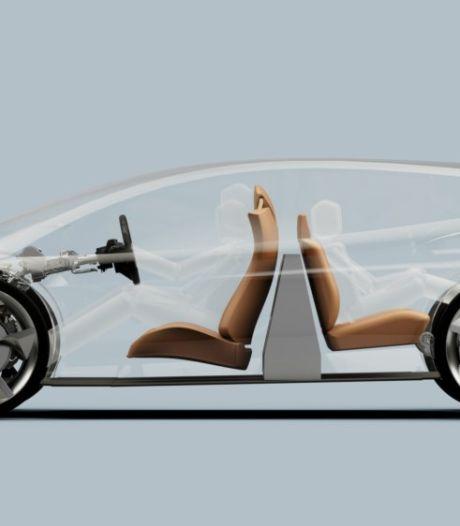 Britse start-up: 'Rijbereik elektrische auto 30 procent groter door verticaal geplaatste accu'