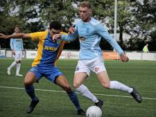 OSS'20 haalt in derby met Blauw Geel'38 eerste driepunter op