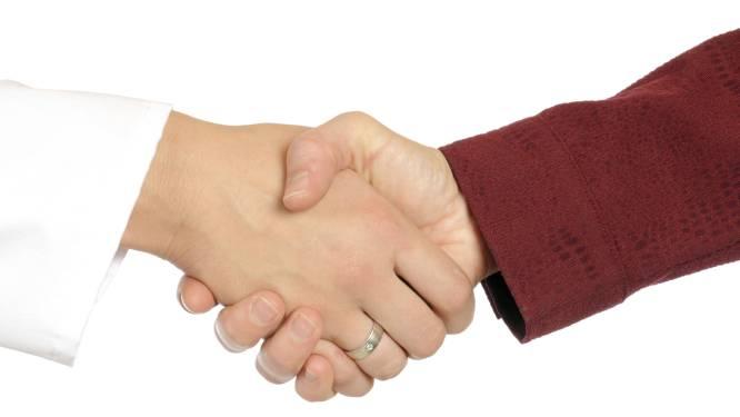 Uw handdruk verraadt hoe snel u veroudert
