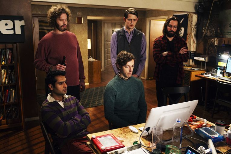 Silicon Valley Beeld HBO