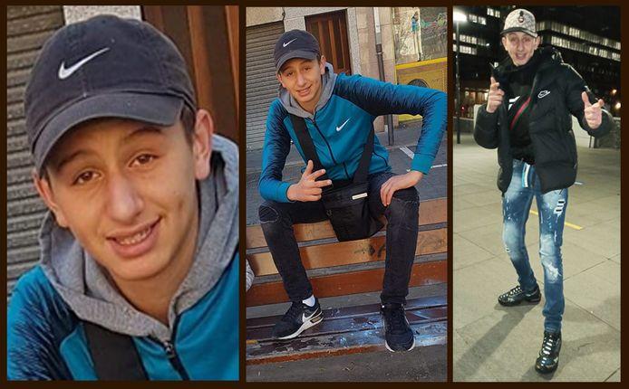 Opsporingsbericht naar Solaimane Atrach. -19 jaar