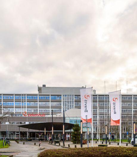 Coronateststraat voor zorgpersoneel bij Bravis in Roosendaal wordt opgedoekt: niet meer nodig