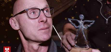 Aalt uit Heerde geraakt door kerstboodschap van zijn schoonmoeder: 'Hier word ik emotioneel van'