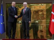 Van Rompuy relance la candidature turque à l'UE