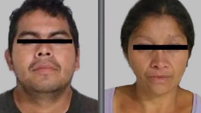 Mexicaans koppel betrapt met menselijke resten in kinderwagen: politie vermoedt dat ze zeker tien vrouwen vermoord hebben