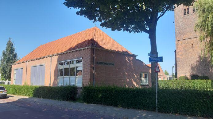 De Hervormde School aan de Hamsestraat in Opheusden.