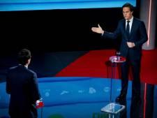Rutte duwt Wilders naar zijlijn en pareert kritiek Hoekstra amicaal: 'Dat is lef hebben, Wopke'