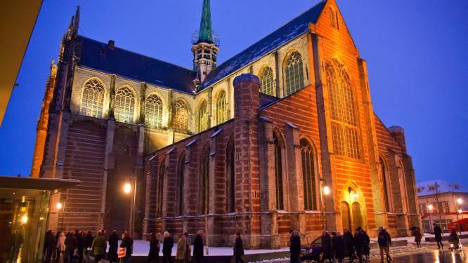 'Verlichting van het carillon op de Grote Kerk in Goes is de kers op de taart'
