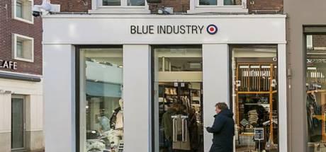 Blue Industry opent eigen winkel op Kleine Berg