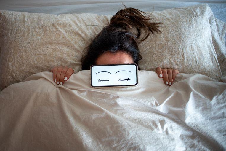 GABA dieper slapen Beeld Getty Images