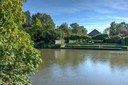 Passeer langs de talloze villa's en het heerlijke water in Sint-Martens-Latem en Afsnee.