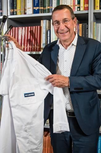 """Wordt toxicoloog Jan Tytgat (58) de nieuwe rector van de KU Leuven? """"Het allerbelangrijkste dat ik als student leerde, was dansen"""""""