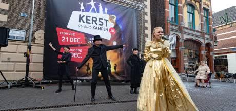 Organisatie heeft goede hoop op historisch winterspektakel in Kampen