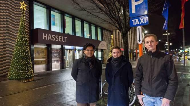 Studenten brengen gestrande werknemers gratis naar hun werk