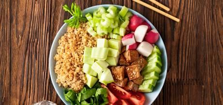 Bestel jij graag quinoa in een bowl? Die kan zomaar van boer Louw komen