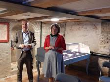 Kelder Patriciërshuis officieel geopend: natte, muffe ruimte omgetoverd tot educatie- en expositieruimte
