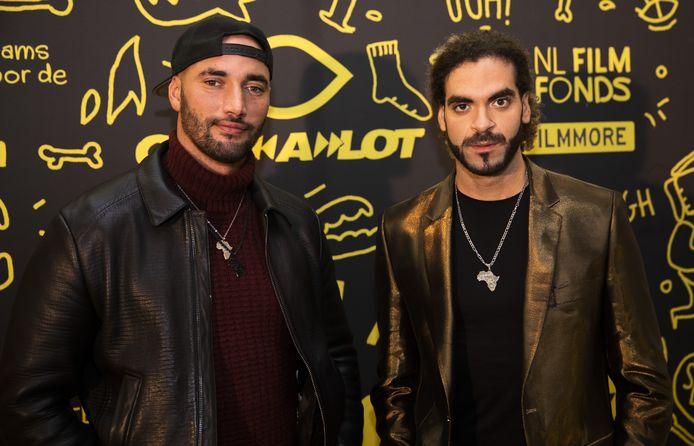 Adil El Arbi en Bilall Fallah