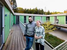 In bos én dicht bij stad; lof over nieuwe appartementen op Eikenburg