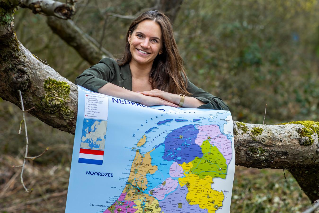 Marieke van den Berg organiseert verrassingsweekenden in Nederland.