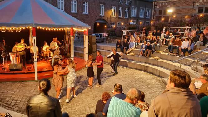 Borgloon viert coronaproof editie van stadsfestival 'Terrazza'