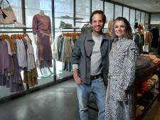 Winkelen op afspraak? Dat gebeurt bij Sander en Willemijn van modeketen Arthur & Willemijn al elf jaar