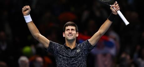 Djokovic klopt Anderson en treft Zverev in finale