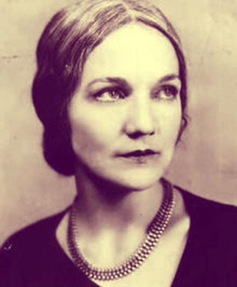 Katherine Ann Porter. Beeld