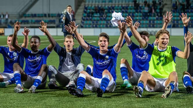 Het is nog een komen en gaan bij winnend FC Den Bosch