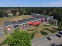 EIBERGEN - Locatie van Het Assink lyceum aan de Rekkenseweg.