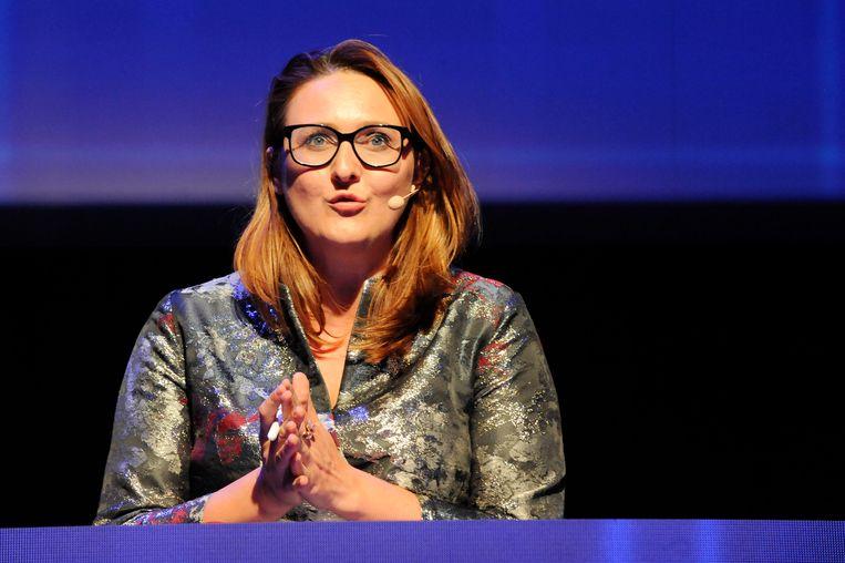Gwendolyn Rutten van Open Vld.