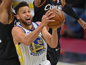 Stephen Curry verlengt bij Golden State
