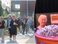 Anderhalf jaar na haar dood vond zaterdag in OC De Schouw een afscheidsplechtigheid plaats voor cafébazin Marie-Claire Dheedene.