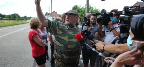 """Un chasseur a vu le cadavre de Jürgen Conings: """"Au début, la police ne voulait pas me croire"""""""