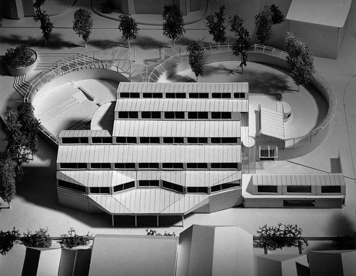Museum 13/IX, het project aan de Maisbaai in Middelburg dat nooit werkelijkheid werd.