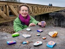 Helemaal in de ban van stenen: 'Het is een hobby die het kind in jezelf wakker schudt'