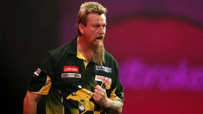 Whitlock en Wright bereiken halve finale op WK darts
