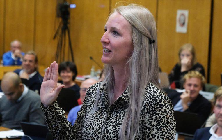Nieuw raadslid Carol Leleu