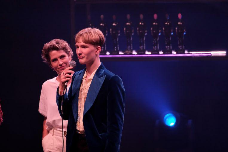 Met zijn vertolking in 'Girl' zette Victor de allerbeste acteerprestatie neer van allemaal, zo vond de jury van de Ensors – zowat de Vlaamse Oscars – afgelopen weekend. Beeld BELGA