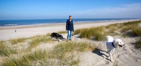 In je eentje op het strand in Hoek van Holland: 'Dit voelt als ongekende luxe'