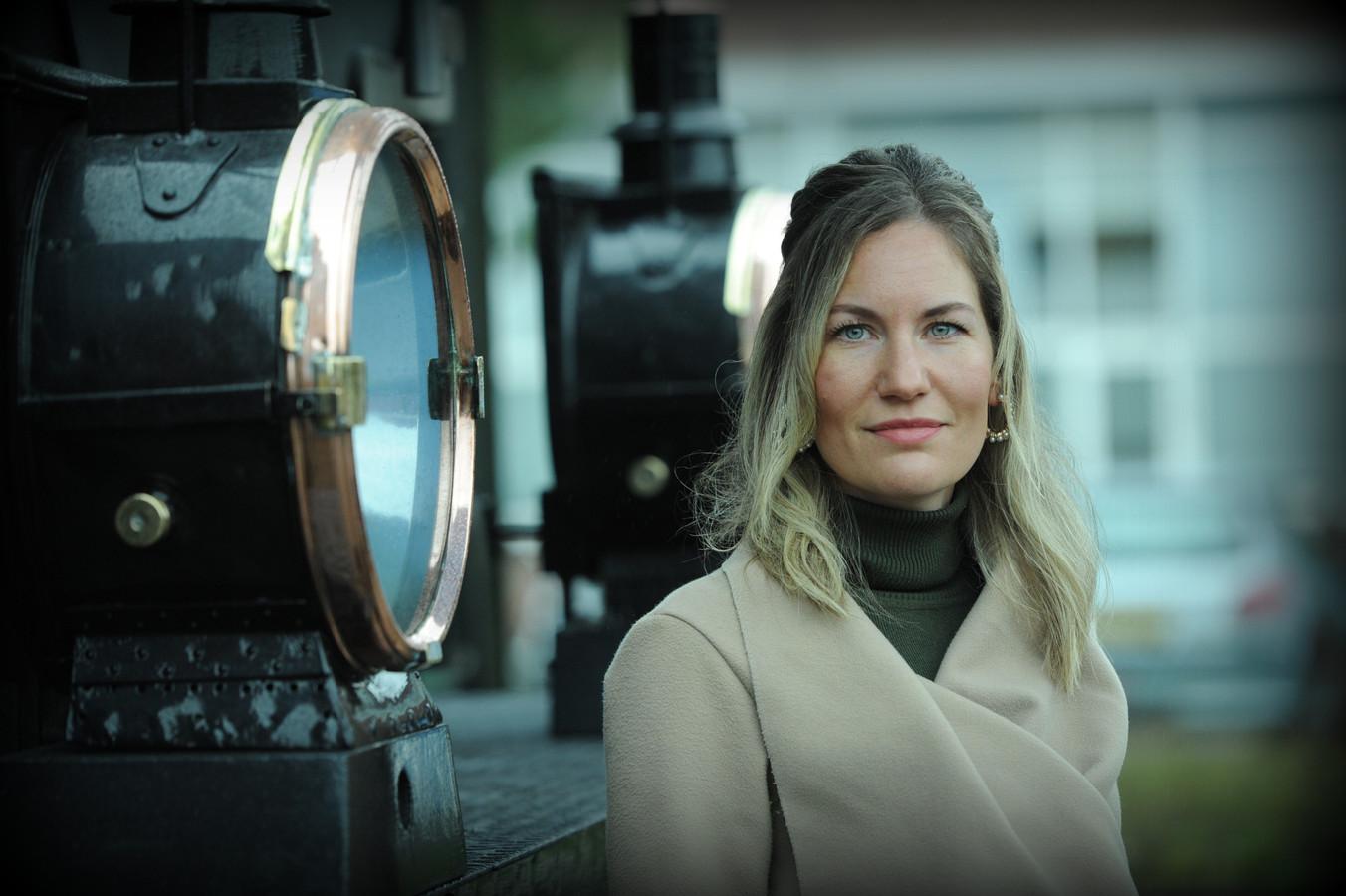 Gemma Boon, directeur Museum Buurtspoorweg in Haaksbergen