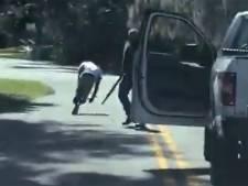 Un téléphone filme un Afro-Américain assassiné alors qu'il faisait son jogging