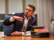 Burgemeester Arends maakt zich grote zorgen over coronabesmettingen: 'Mensen, houd u aan de maatregelen'