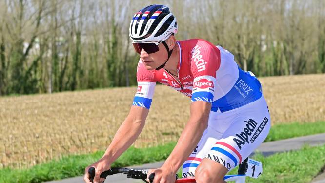 """Mathieu van der Poel trekt met twijfels naar de Ronde: """"Ik ben niet meer zo super"""""""