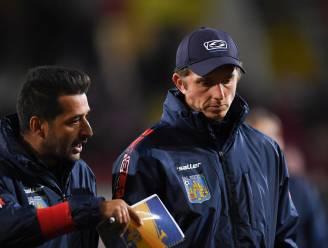 """Coach Jonas De Roeck en KVC Westerlo willen er een mooie voetbalavond van maken tegen Antwerp FC: """"We gaan de strijd met open vizier aan"""""""