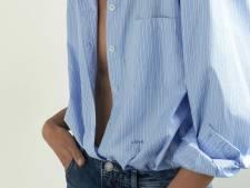 Zara lance sa chemise personnalisable à moins de 40 euros