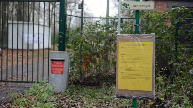 Meer dan 500 bezwaarschriften tegen slipschool federale politie in Hellebos
