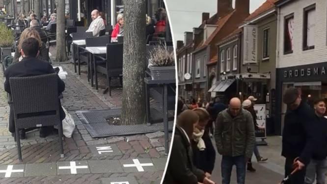 """Les Belges se ruent en masse aux Pays-Bas: """"C'est scandaleux"""""""