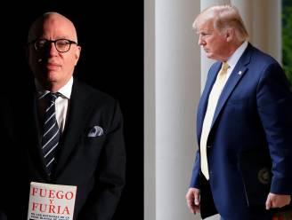 """Trump-criticus Wolff: """"President kan niet lezen én niet luisteren"""""""