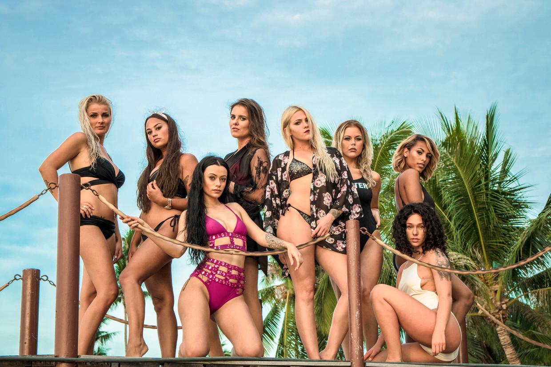 Temptation Island draait volledig op seks,  drank en pogingen tot vreemdgaanderij.