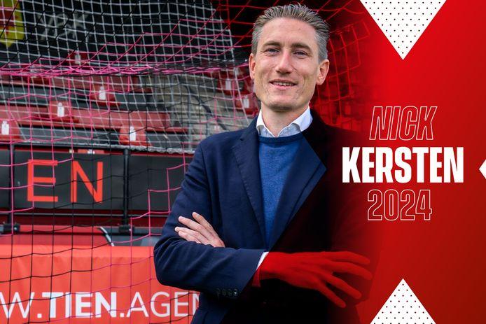 Excelsior presenteert Nick Kersten.